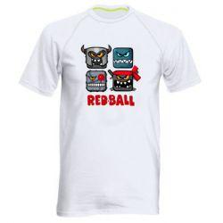 Чоловіча спортивна футболка Red ball heroes