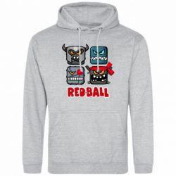 Чоловіча толстовка Red ball heroes