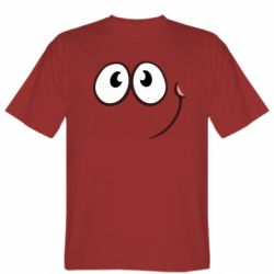 Чоловіча футболка Red ball smile