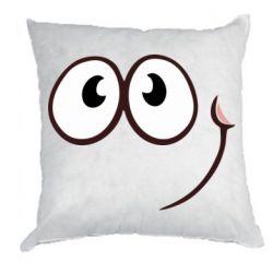 Подушка Red ball smile