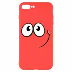 Чохол для iPhone 7 Plus Red ball smile