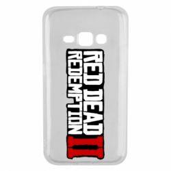Чохол для Samsung J1 2016 Red Dead Redemption logo