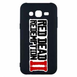 Чохол для Samsung J5 2015 Red Dead Redemption logo
