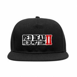 Снепбек Red Dead Redemption logo