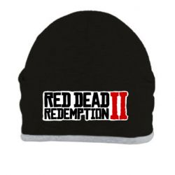 Шапка Red Dead Redemption logo