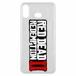 Чохол для Samsung A6s Red Dead Redemption logo