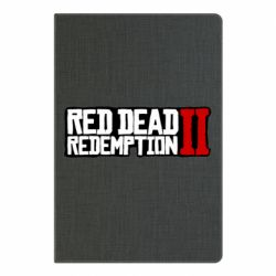 Блокнот А5 Red Dead Redemption logo