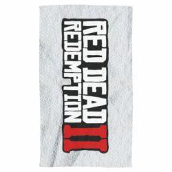 Рушник Red Dead Redemption logo