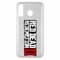 Чохол для Samsung M30 Red Dead Redemption logo