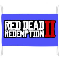 Прапор Red Dead Redemption logo