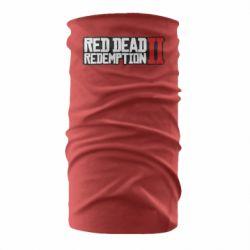 Бандана-труба Red Dead Redemption logo