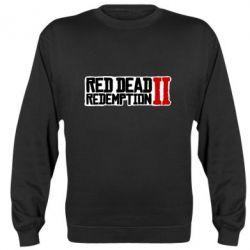 Реглан (світшот) Red Dead Redemption logo