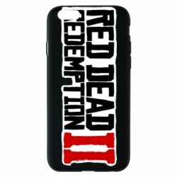Чохол для iPhone 6/6S Red Dead Redemption logo