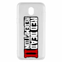 Чохол для Samsung J5 2017 Red Dead Redemption logo