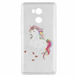 Чехол для Xiaomi Redmi 4 Pro/Prime Red eye unicorn