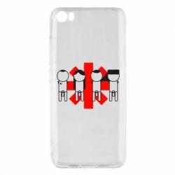 Чохол для Xiaomi Mi5/Mi5 Pro Red Hot Chili Peppers Group
