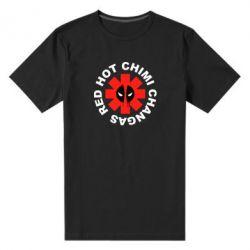 Мужская стрейчевая футболка Red Hot Chimi Changas