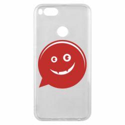 Чехол для Xiaomi Mi A1 Red smile