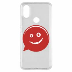Чехол для Xiaomi Mi A2 Red smile