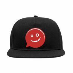 Снепбек Red smile