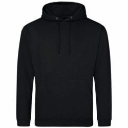 Мужская толстовка Red smile