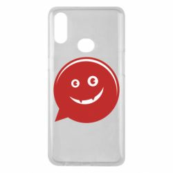 Чехол для Samsung A10s Red smile