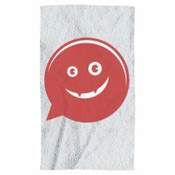 Полотенце Red smile