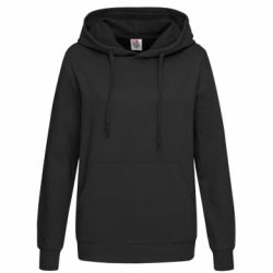 Женская толстовка Red smile