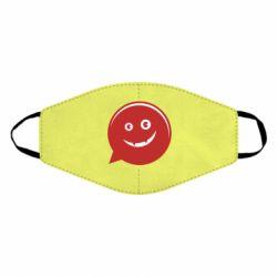 Маска для лица Red smile