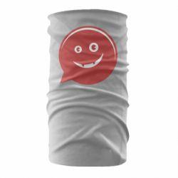 Бандана-труба Red smile