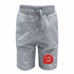 Детские шорты Red smile