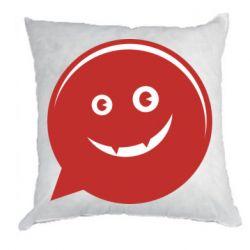 Подушка Red smile