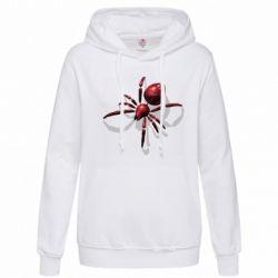 Толстовка жіноча Red spider