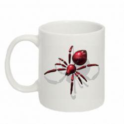 Кружка 320ml Red spider