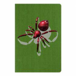 Блокнот А5 Red spider