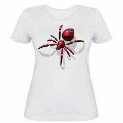 Жіноча футболка Red spider