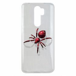 Чохол для Xiaomi Redmi Note 8 Pro Red spider