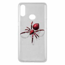 Чохол для Samsung A10s Red spider