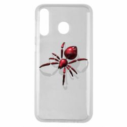 Чохол для Samsung M30 Red spider