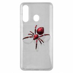 Чохол для Samsung M40 Red spider