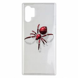 Чохол для Samsung Note 10 Plus Red spider