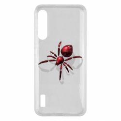 Чохол для Xiaomi Mi A3 Red spider