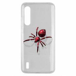 Чохол для Xiaomi Mi9 Lite Red spider