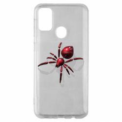 Чохол для Samsung M30s Red spider