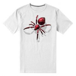 Чоловіча стрейчева футболка Red spider