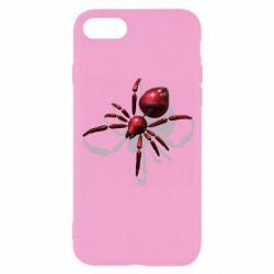 Чохол для iPhone 7 Red spider