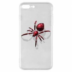 Чохол для iPhone 7 Plus Red spider