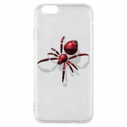 Чохол для iPhone 6/6S Red spider
