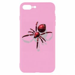 Чохол для iPhone 8 Plus Red spider