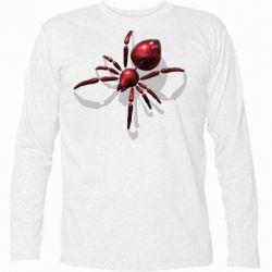 Футболка з довгим рукавом Red spider